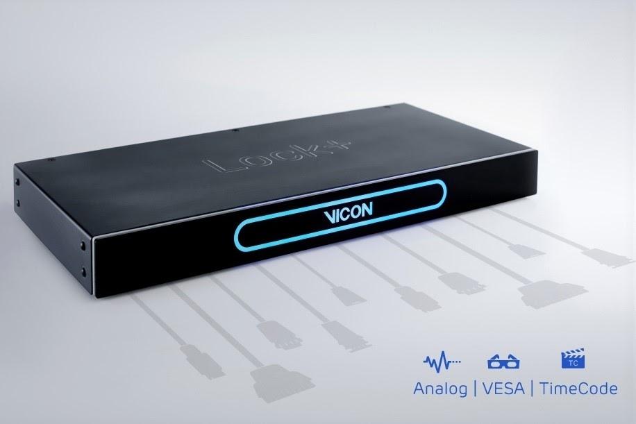 Vicon Lock Sync Box